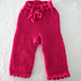 Adorabubble Baby Britches pattern