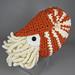 amigurumi chambered nautilus pattern