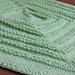 Just Hatched Blanket pattern