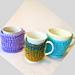 """""""Let's Get Cozy"""" Mug-Cozy pattern"""