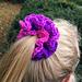 Hyperbolic Scrunchie pattern
