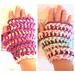 Fancy Fingerless Mitts pattern