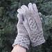 Teampall  Bhreacháin Gloves pattern