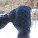 Stephanie's Knotwork Mittens pattern