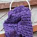 Bundling Blanket pattern