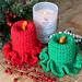 Crochet Vintage Candle pattern