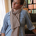 Sea of Tranquility Scarf pattern