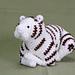 White tiger amigurumi / ホワイトタイガーのあみぐるみ pattern