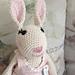 Min heklet kanin pattern