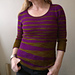 not so crazy stripes tee pattern