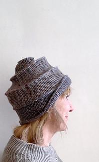spirale pattern by alfa knits