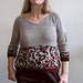 Florally pullover pattern