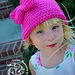 Simple Charity Toddler/Child Hat pattern