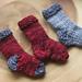 Little Sock Ornaments pattern