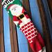 Kriss Kringle Stocking pattern