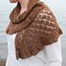 Aerie Shawlette pattern