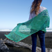 Beach Walk Shawl pattern