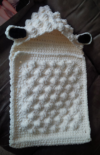 Ravelry Sheep Baby Sleep Sack Pattern By Alicia Cromwell