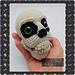 Alas, Poor Yorick! (Skull) pattern