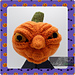 Gabe the Gruesome Pumpkin pattern