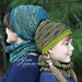 Gardens of Giverny Hat pattern