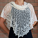 Just Leaves Lace Shawl pattern