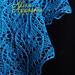 Rain Dance Lace Shawl pattern