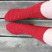 Cat's Paws Socks pattern