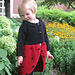 Ladybug Sweater Coat pattern