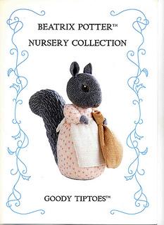 Beatrix Potter Nursery Collection