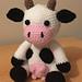 Amigurumi Cow pattern