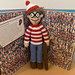 Where's Wally pattern