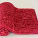 Sweet Valentine Blanket pattern