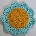 Flower Scrubby pattern
