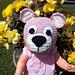 Teddy Bear Hat  pattern