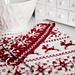 Festive Dish Towels pattern