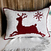 Holiday Christmas Throw Pillows pattern