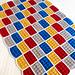 LEGO Baby Blanket pattern