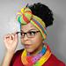 Top Knot Headband Ear Warmers pattern