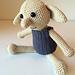 Dobby the House Elf pattern
