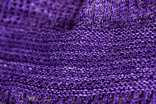 Garter Slip Stitch Right Side