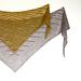 Aperture Shawl pattern