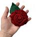 Festive Rose pattern