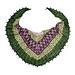 Caladenia Shawl MKAL 2021 pattern