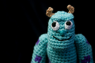 Monsters Inc Mike ami | Ganchillo amigurumi, Patrones amigurumi, Juguetes  de ganchillo | 213x320