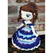 Amigurumi Doll Victorian Princess 'Eliza' pattern