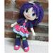 Amigurumi Doll 'Plum Pudding Shortcake' pattern
