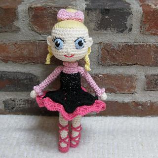 Owlishly: Brisa the ballerina amigurumi pattern available & a ... | 320x320