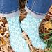 brickwork socks pattern