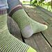 helixtripe socks pattern